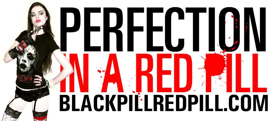 Red black pill